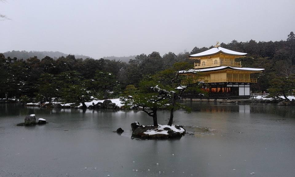 Japon - Kyoto - Le Pavillon d'Or