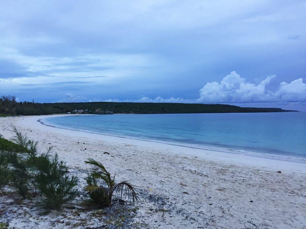 Lifou -Baie de Chateaubriand -Drehu Village - Nouvelle-Calédonie
