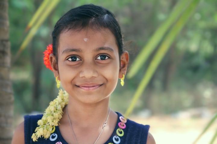 Inde - fille