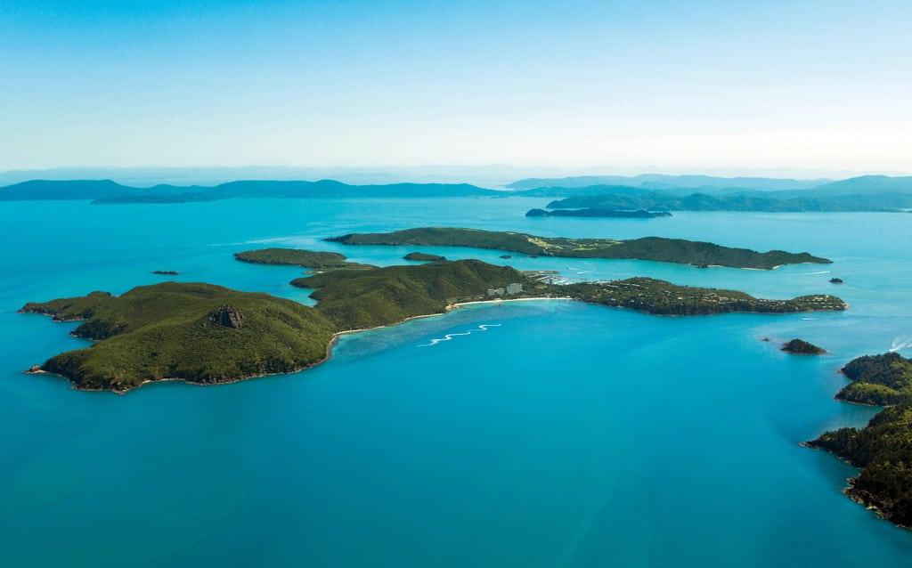 Hamilton island - grande barrière de corail -Australie