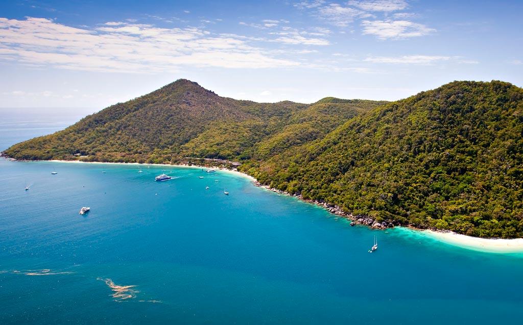 Fitzroy Island - île Grande barrière de corail - Australie