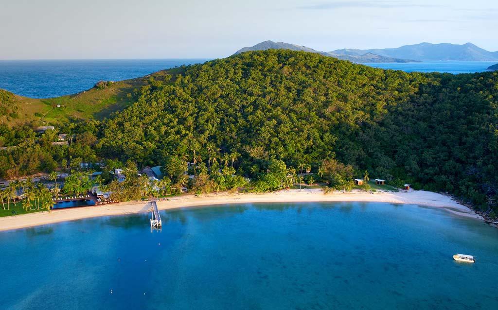 Orpheus Island - île Grande barrière de corail - Australie
