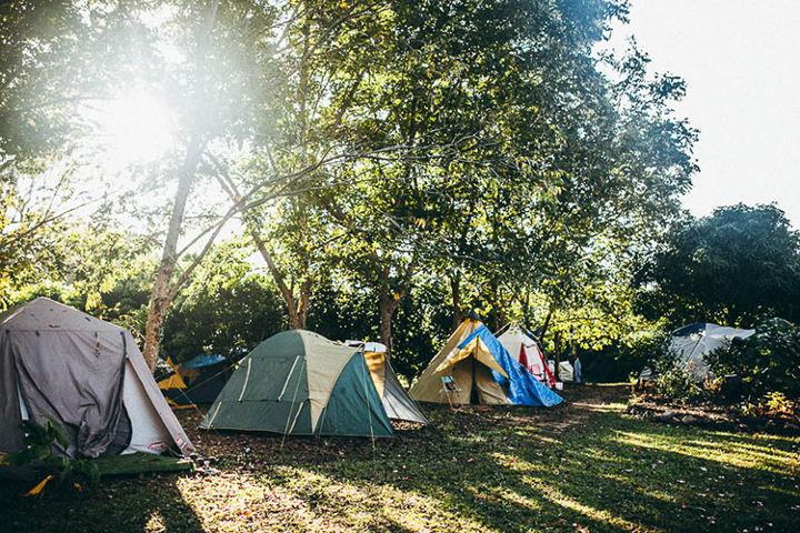Hare Krishna Retreat -Camping - auberges de jeunesse insolites en Australie