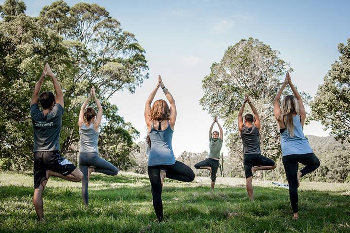 Hare krishna Retreat- yoga classes - auberges de jeunesse insolites en Australie