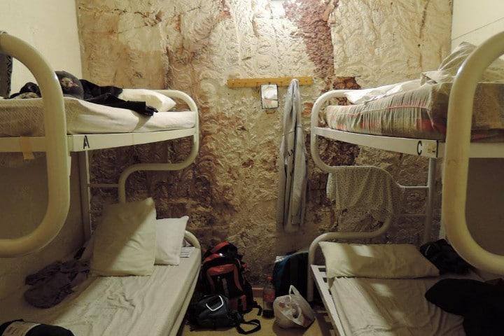 rakeda Down under chambre- Coober Pedy - auberges de jeunesse insolites en Australie