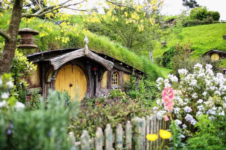 Hobbiton - Nouvelle-Zélande - PVT en Nouvelle-Zélande - WHV en Nouvelle-Zélande - Jobs insolites en PVT