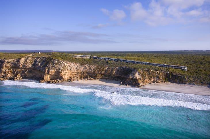 Southern Ocean Lodge Australie - Kangaroo Island - Hotel Australie