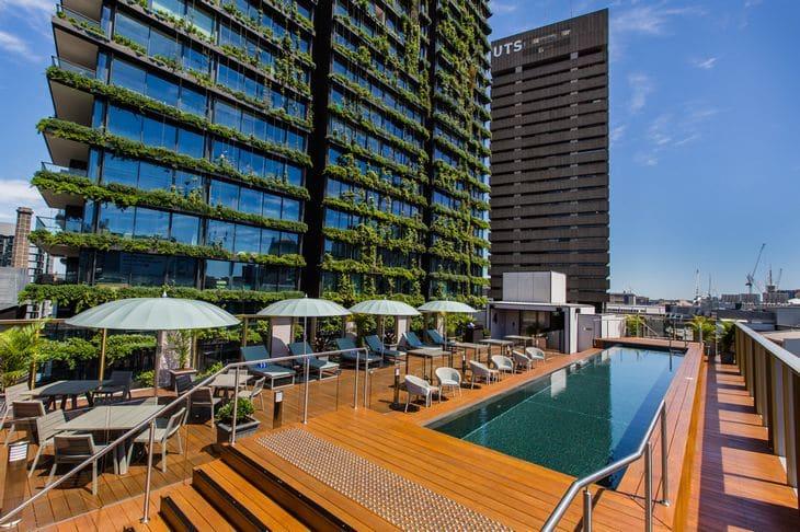 Old Clare Hotel Australie - hôtel sydney