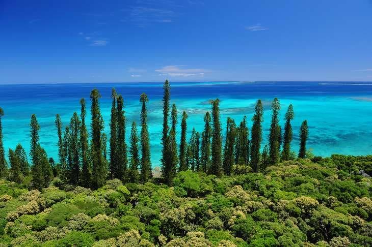 Idées de voyages multi-destinations Nouvelle-Calédonie Nouméa Ile des Pins