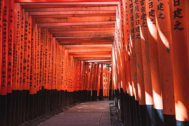Idées de voyages multi-destination Japon Kyoto Tokyo
