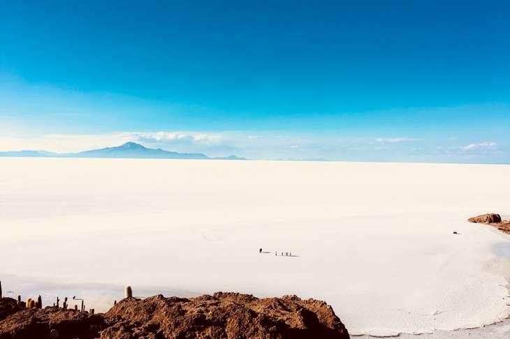 Idées de voyages multi-destinations Amérique Latine Bolivie Salar d'Uyuni