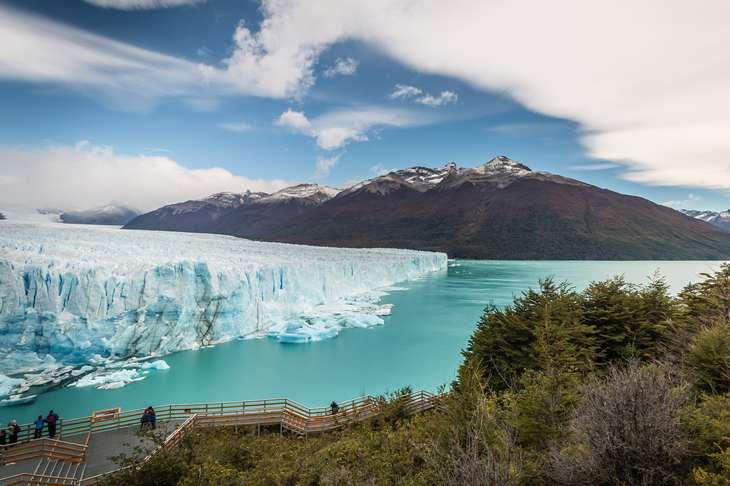 Idées de voyages multi-destinations Amérique Latine Argentine Patagonie Glacier Perito Moreno