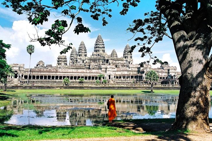 Angkor -auCambodge