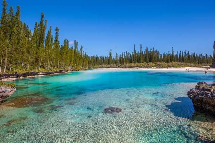 voyage en octobre Nouvelle-Caledonie Ile des Pins